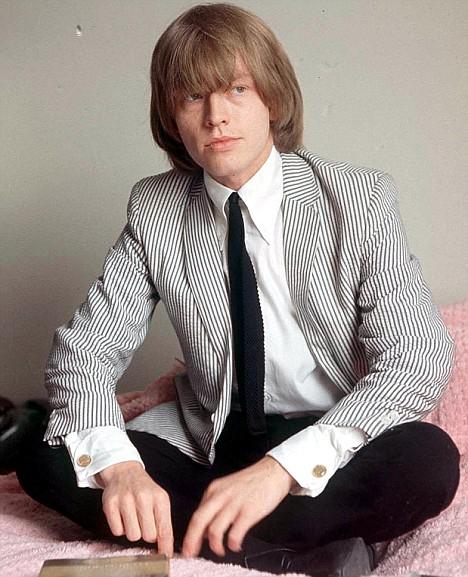 Brian Jones, February 28, 1942 - July 03, 1969