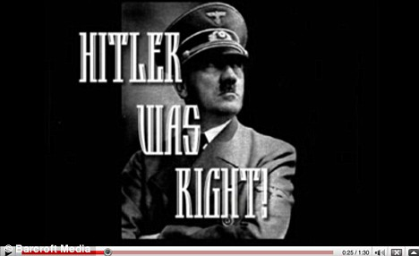 'Hitler was Right'