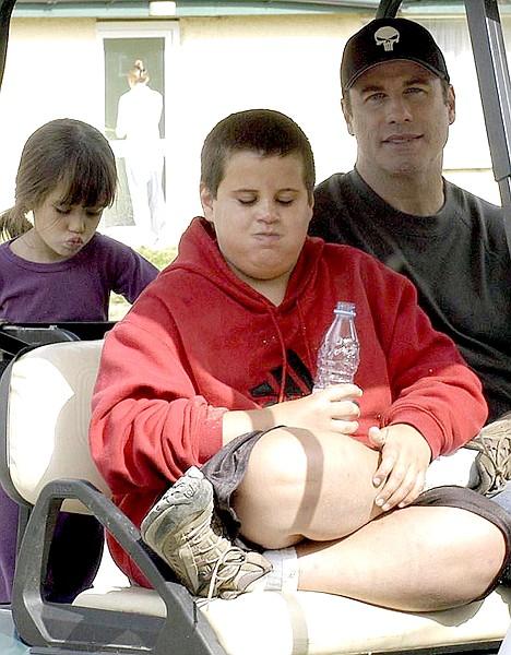 John Travolta and Kelly Preston's teenage son Jett, 16, died in the Bahamas