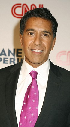 Obama offers sexiest man alive and CNN reporter Sanjay Gupta post of US surgeon general