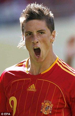 FERNANDO TORRES TALKS TO MARTIN SAMUEL Liverpools Spain