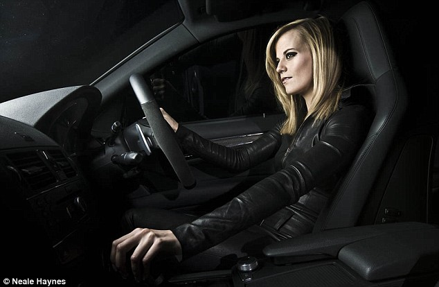 Catch Me If You Can Susie Stoddart On The World Of Racing Cars Daily Mail Online