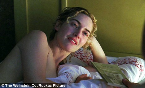 Male fans to mourn as Kate Winslet admits Ive lost my