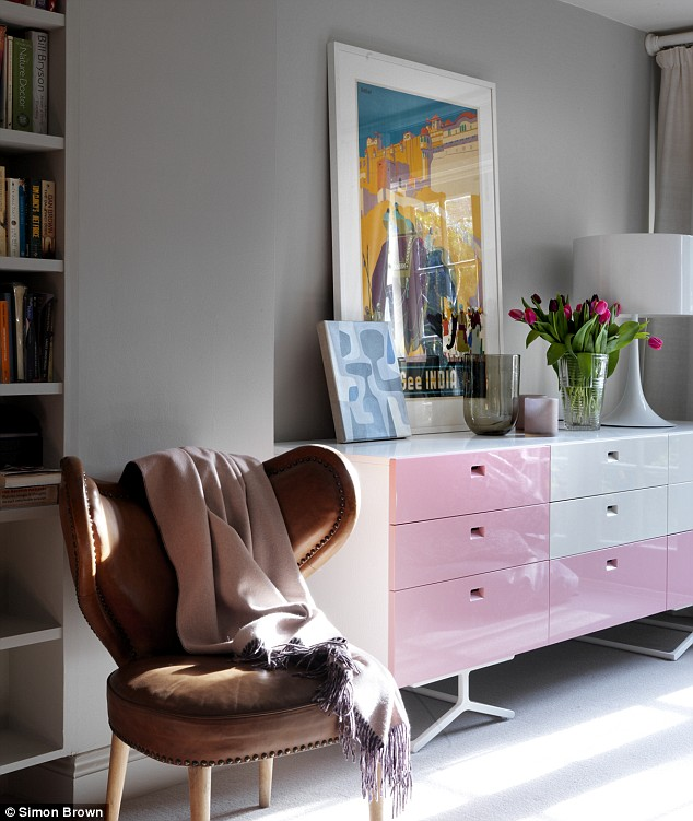 Interiors special Suzys decorlicious living space  Daily Mail Online