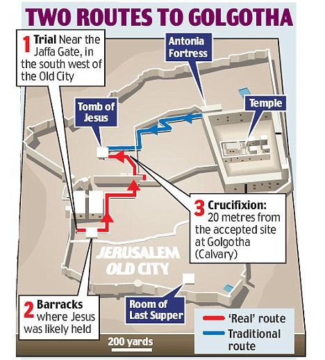 Golgotha graphic