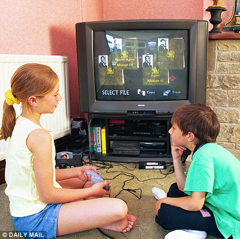 Britain's Kids Are Couch Potatoes Before They Even Get To