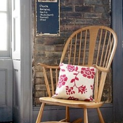 Rocking Chair Cushion Wrought Iron Chairs Lowes Create Your Own Aga Saga With A Country Cottage Kitchen | Daily Mail Online
