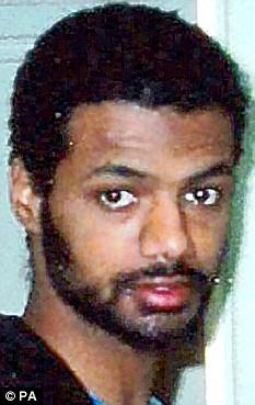 Guantanamo inmate Binyam Mohamed
