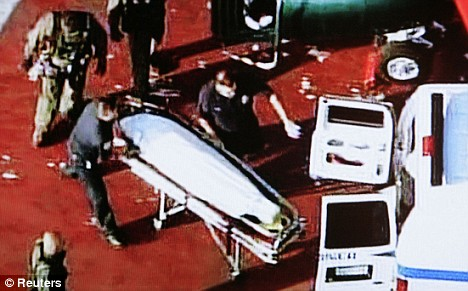 Despite video footage of Jackson's body being carried away in a waiting van to the coroner's office, some people spread bizarre rumours that he was in fact taking a jetpack to live with Eskimos
