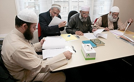 sharia law meeting