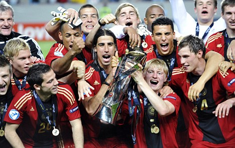 Germany U-21 Champions 2009