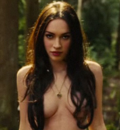 First Look Megan Fox's Bizarre New Role As Possessed