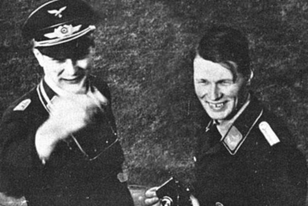 Reimar and Walter Horten