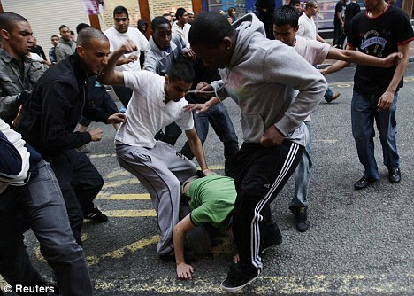 French race riots