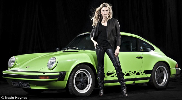 Girls Tears Wallpapers Holby City S Tina Hobley On Driving Her Porsche Carrera