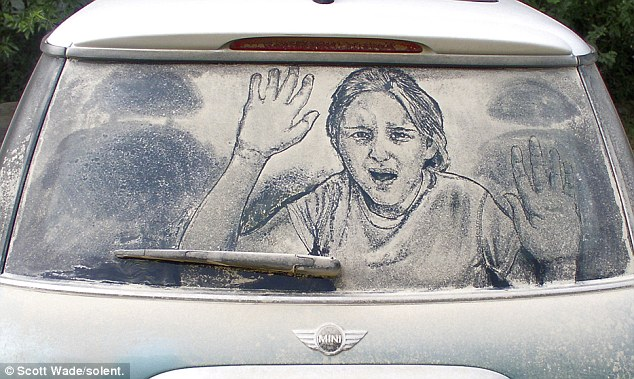 Dirty Car Art: