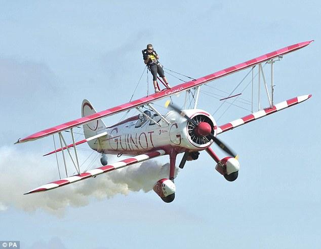 8歲小孩創造了飛行世界紀錄