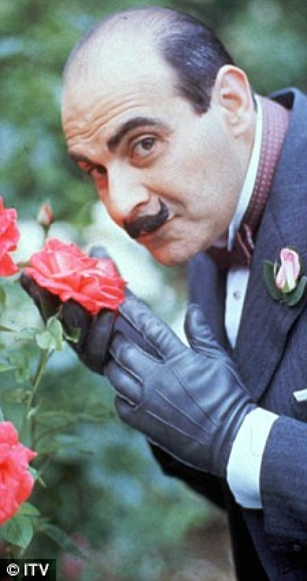 DAVID SUCHET Poirot