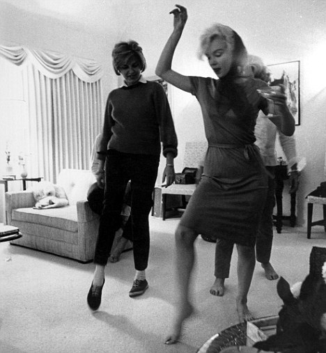 Fragile: Alcohol and pills were the props that ruled Marilyn's life