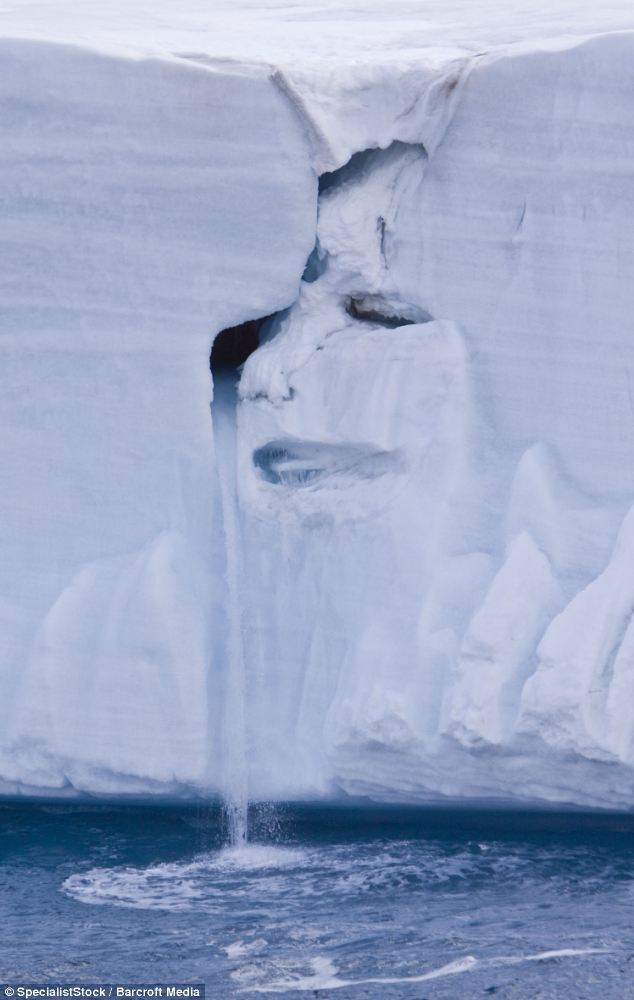 Tears of Mother Nature (courtesy of Gossip Rocks)