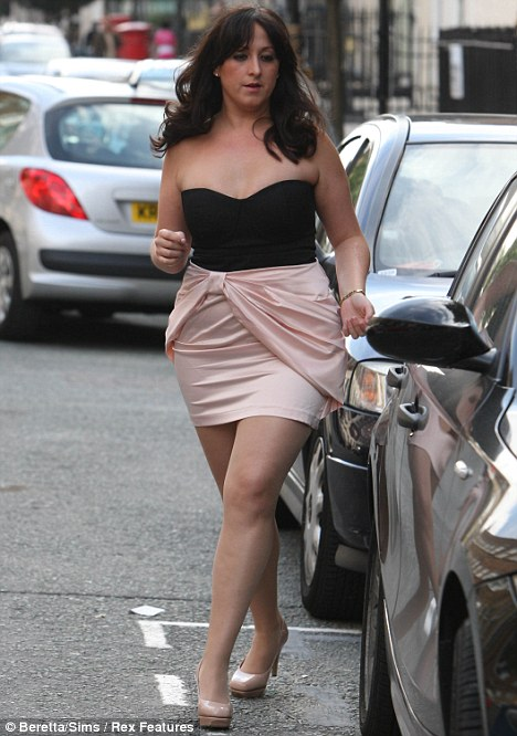 Natalie Cassidy Ramps Up Her Sex Appeal As She Dresses Up