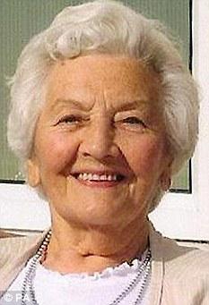Police hunt killer who strangled grandmother 85 before