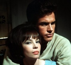 Image result for warren beatty and leslie caron color