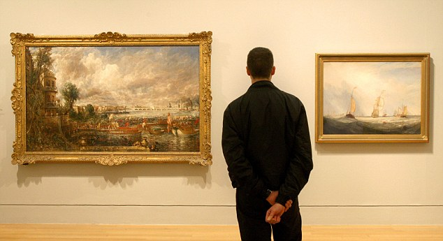 Revealed After 180 Years The Turner Painting That