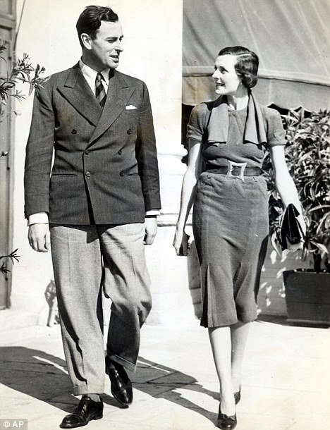 The shocking love triangle between Lord Mountbatten, his ...