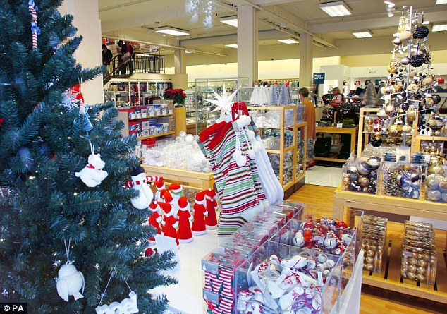 Has Christmas Come Early John Lewis Unveils Its Seasonal