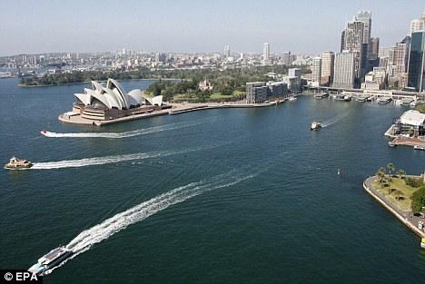 Austrália: tem um dos melhoes padrões de vida no mundo
