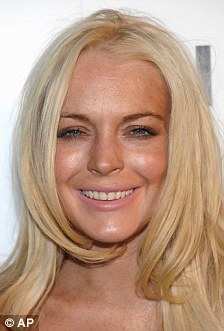 What Has Troubled Lindsay Lohan Done To Her Face Daily