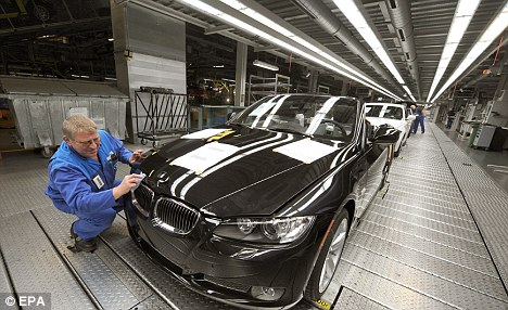 BMW links executive pay to assembly line salaries  Daily