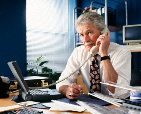 Desk jobs could raise the risk of prostate cancer  Daily