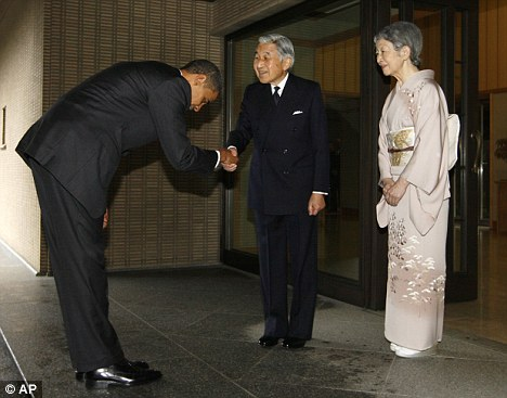 Japans cultural customary greeting is a sign of respect