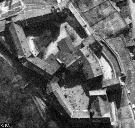 Google Earth during the Second World War Amazing aerial images taken by the daring Allies which