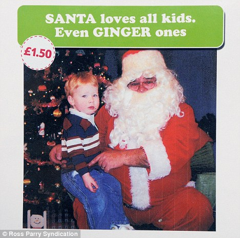 Mother Urges Tesco To Stop Selling Christmas Card That