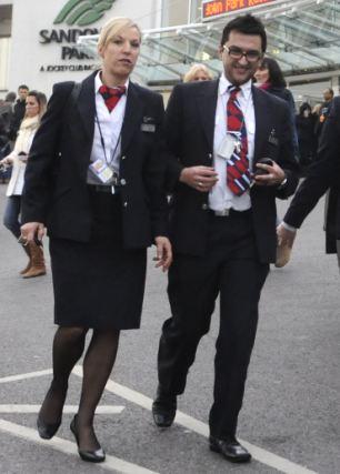 BA Strike British Airways Cabin Crew Unions Memo