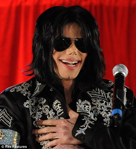 Murdered: A coroner has officially ruled that singer Michael Jackson's death on June 25th 2009 was homicide