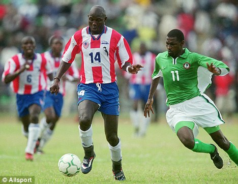 The List: The 50 best African players in history Nos 10-1 | Daily Mail Online