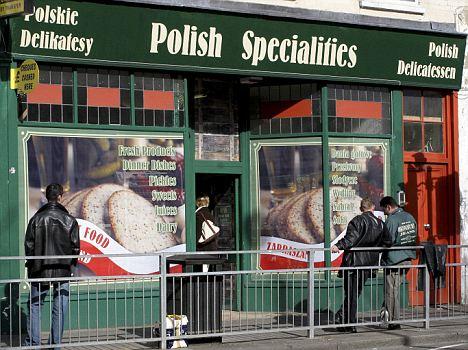Billedresultat for poland immigrants is a burden