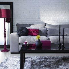 Living Room Designs Chocolate Brown Sofa Wall Decor From Stylish Silver To Steel,slate And Stone,grey Is This ...