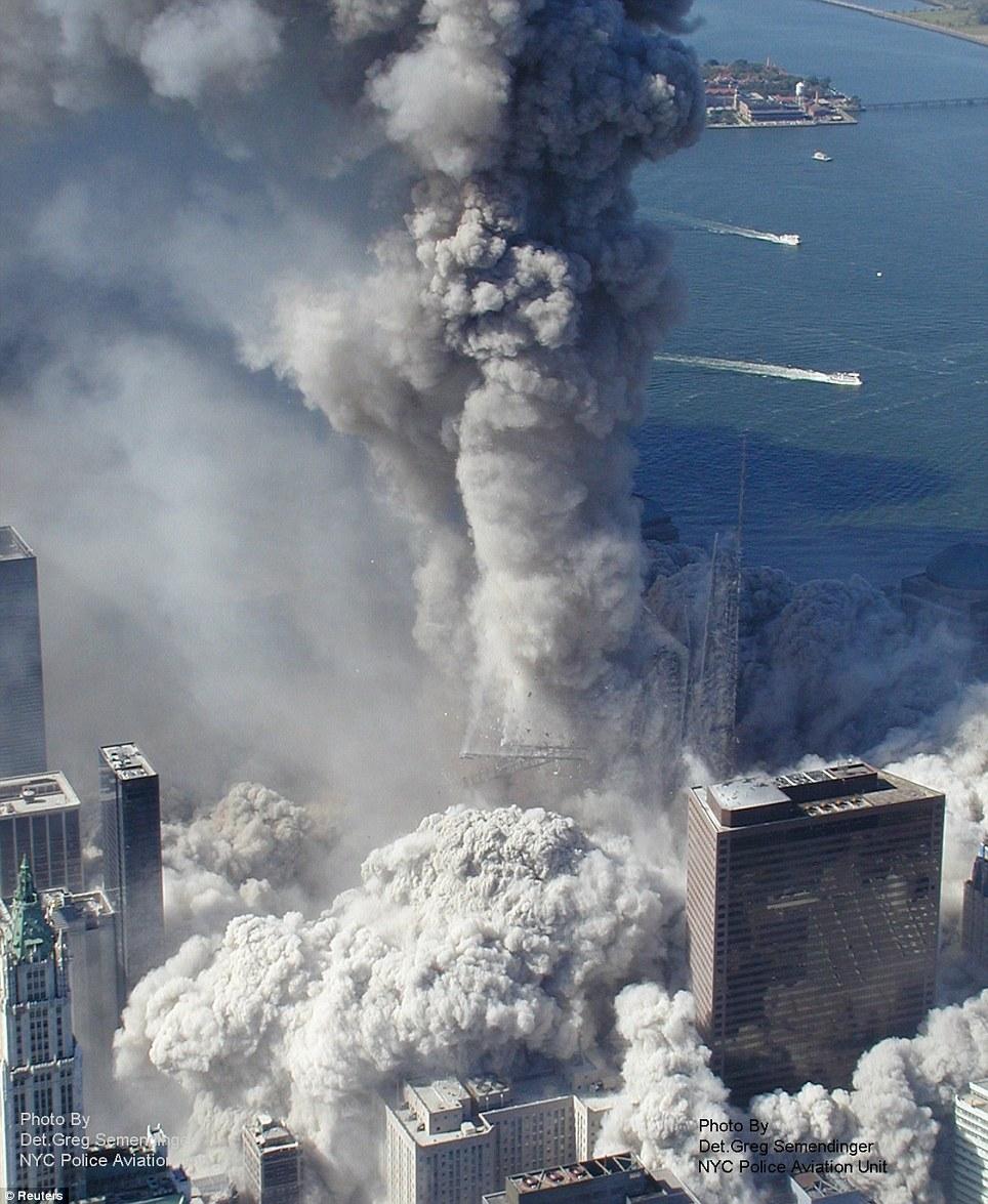explosive 9/11