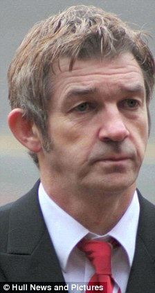 Ian Blott, 55, was jailed for a two year affair with a girl of 15