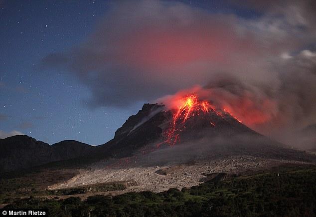 Soufriere Hills Lava Dome