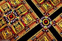 Las Vegas carpets designed to keep you awake and gambling ...