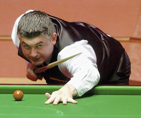 Image result for john parrott snooker