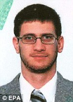 Passport stolen: Chester Halvey