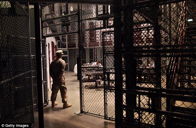 A Day In The Life Of Prisoners At Guantanamo The Eerie