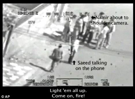 Baghdad attack